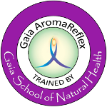 Gaia AromaReflex badge