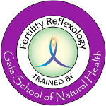 Fertility reflexology trained by Gaia School of Natural Health