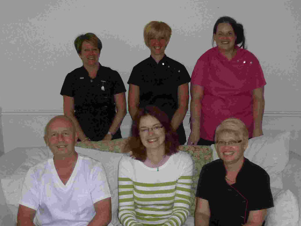 Level 3 Reflexology Diploma class 2011-12 Intake 2