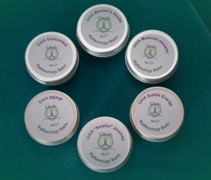 Gaia Subtle Energy Reflexology Balm