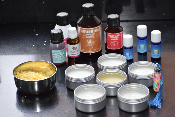 Level 3 Aromatherapy essential oil products